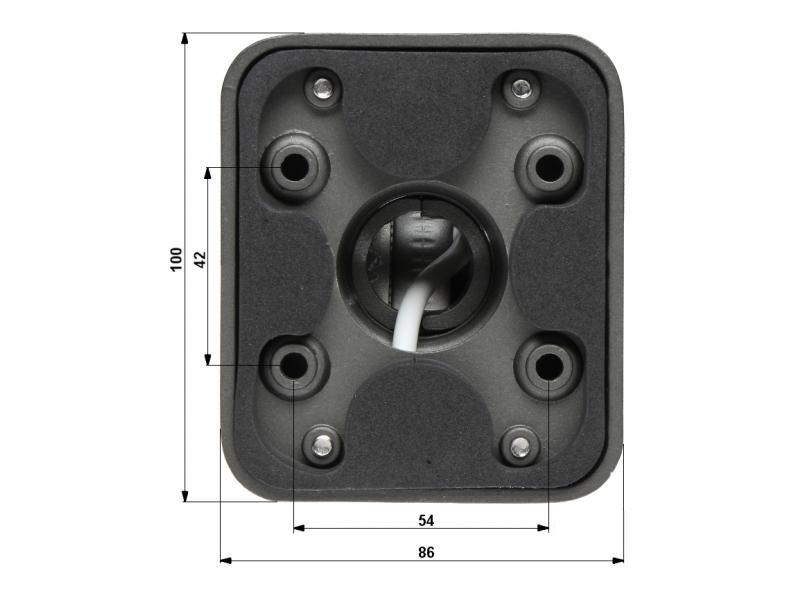 EL-IP T132 - Kamery zintegrowane IP