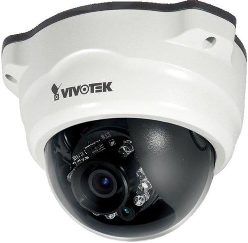 FD8131V Vivotek Mpix - Kamery kopułkowe IP
