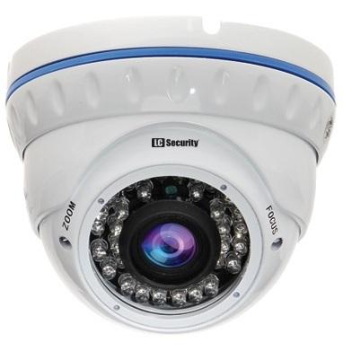 LC-3C.1231 - Kamera wodoszczelna 720px IR 30 m - Kamery kopułkowe