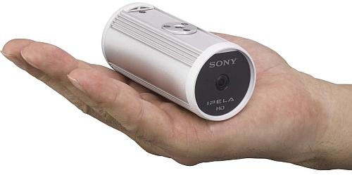 SNC-CH110S Sony Mpix - Kamery kompaktowe IP