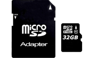 MicroSD UHS 1 32GB CL10 - Karty pamięci
