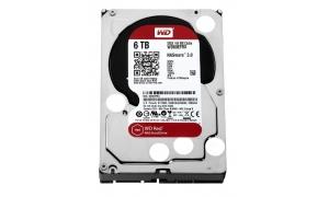 Western Digital dysk HDD WD RED 6TB WD60EFRX SATA III