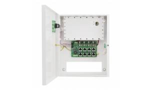 POE044816 - Zasilacz PoE 48V/4x0,4A do 4 kamer IP